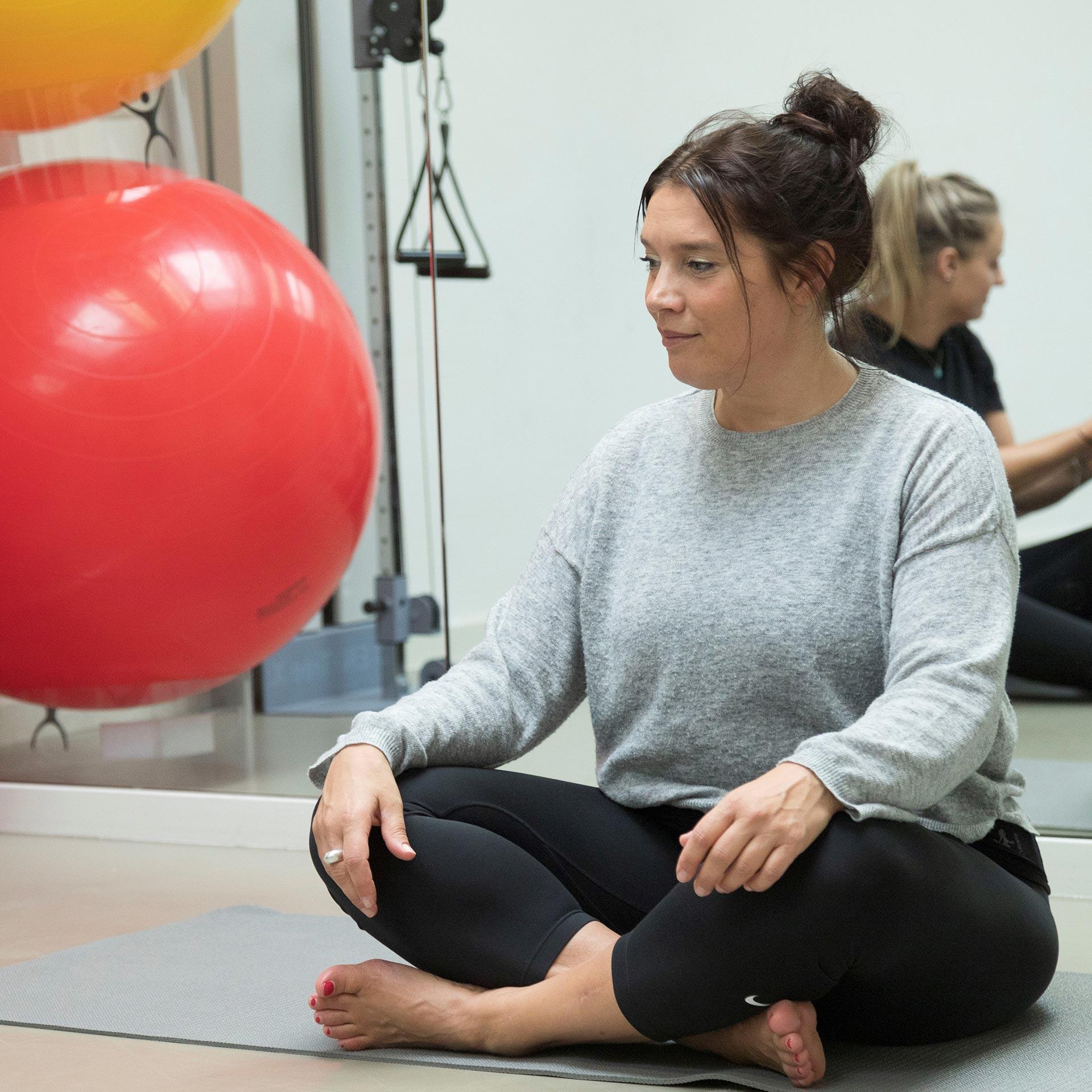 Fysiotherapie Dorst Pilates Core More